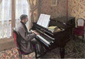 カイユボットピアノを弾く若い男.jpg