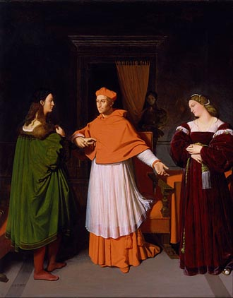 Jean-Auguste-Dominique_Ingres_-_The_Betrothal_of_Raphael_and_the_Niece_of_Cardinal_Bibbiena_.jpg